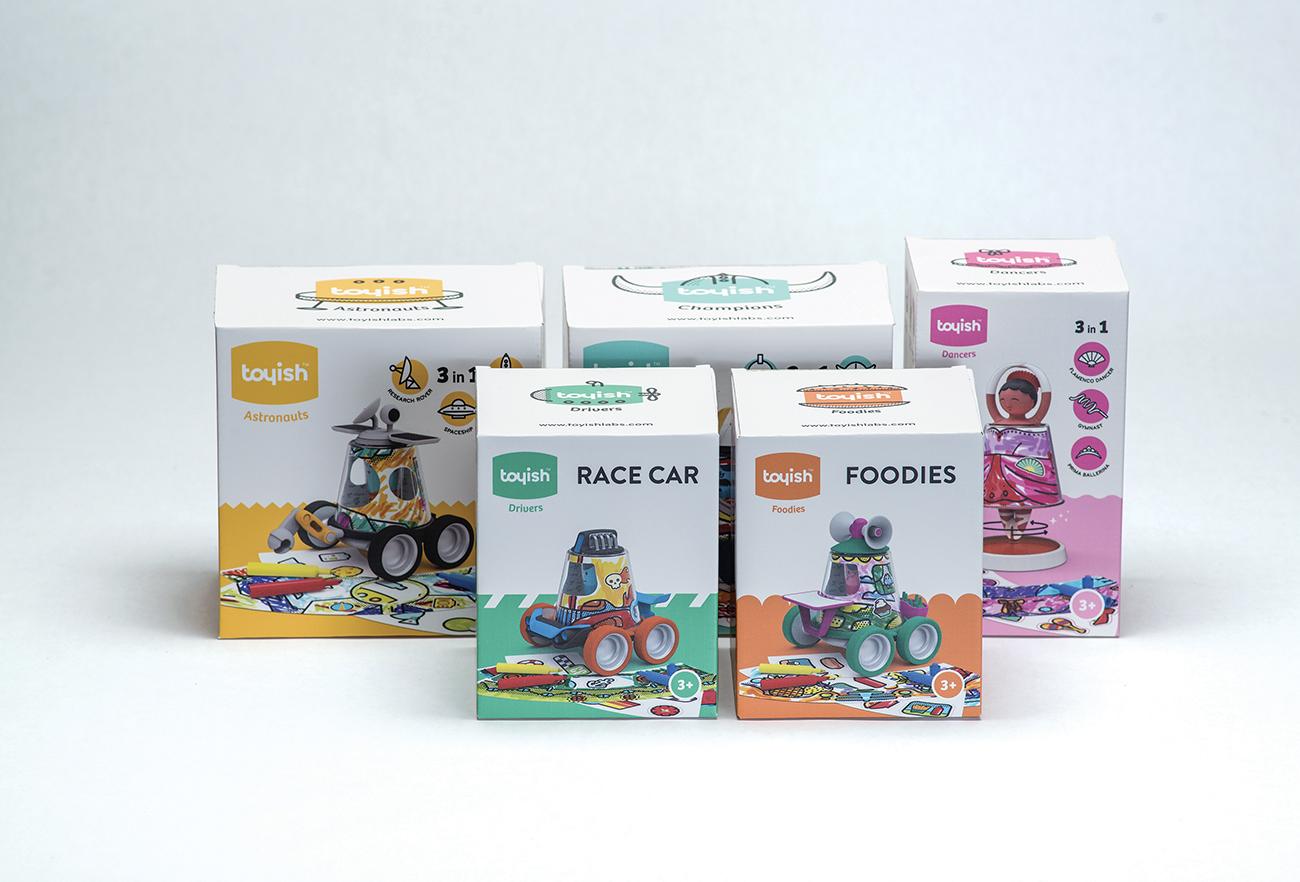 Toyish Toys | Studio Dada