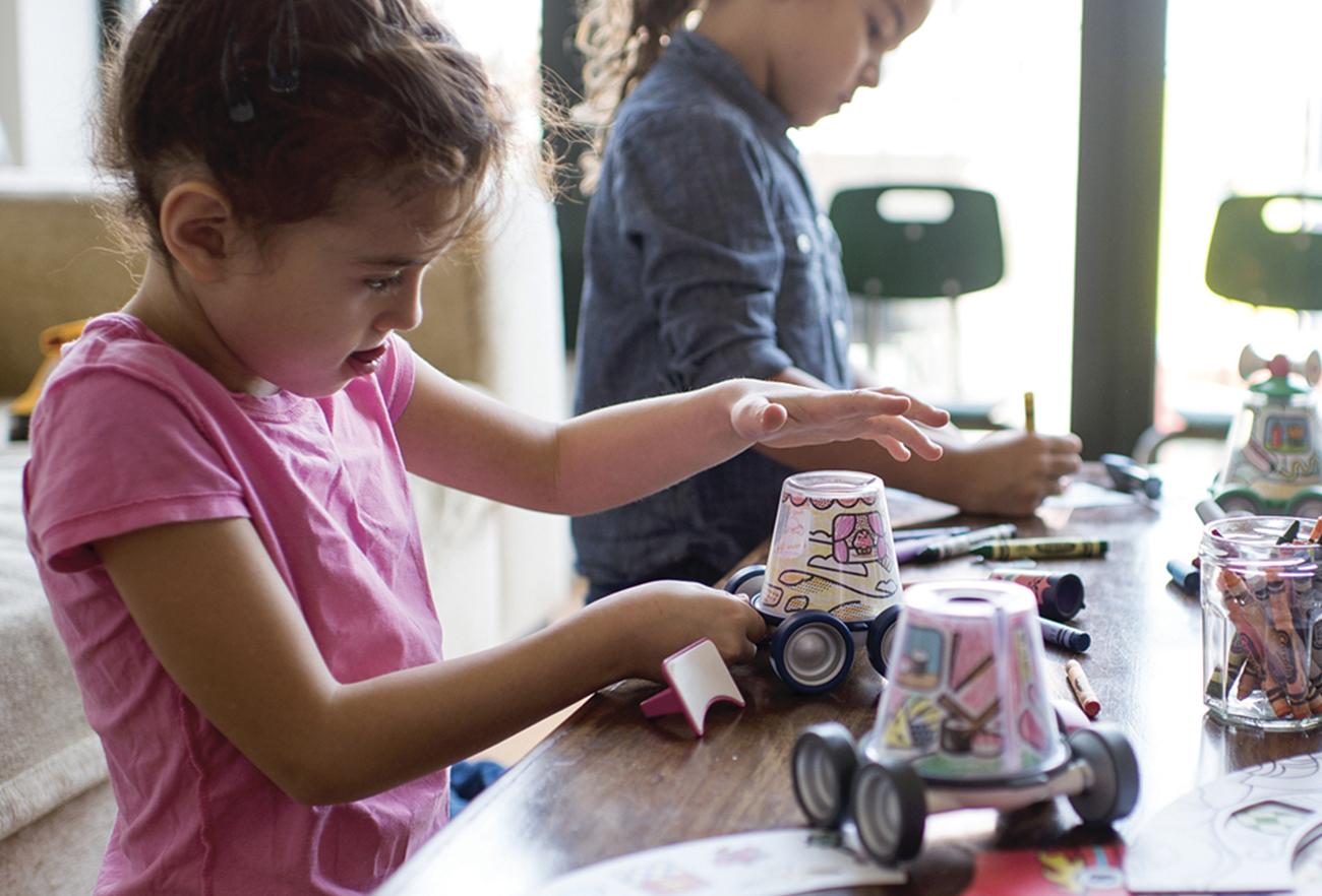 Award-Winning Toyish Toys - Designed by Studio Dada