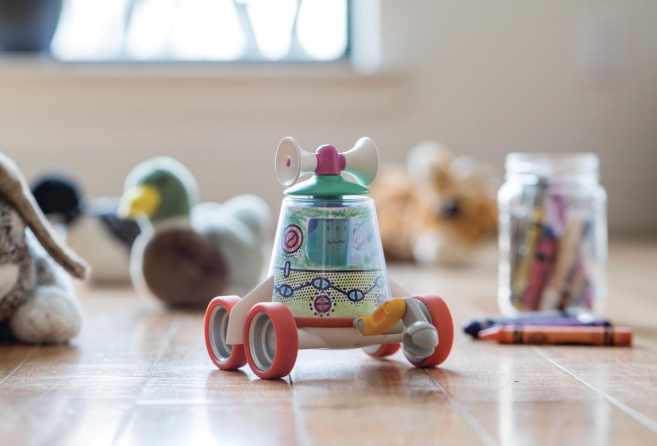 Toyish Toys | David Altit & Daniel Leibovics - Studio DADA