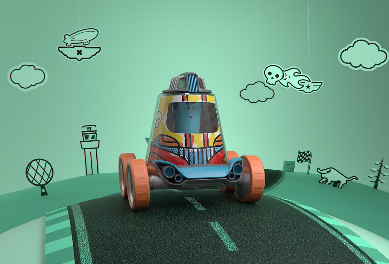 Toyish Toys - Nurture Creativity & Imagination | Studio Dada - Innovative products design house in Tel Aviv