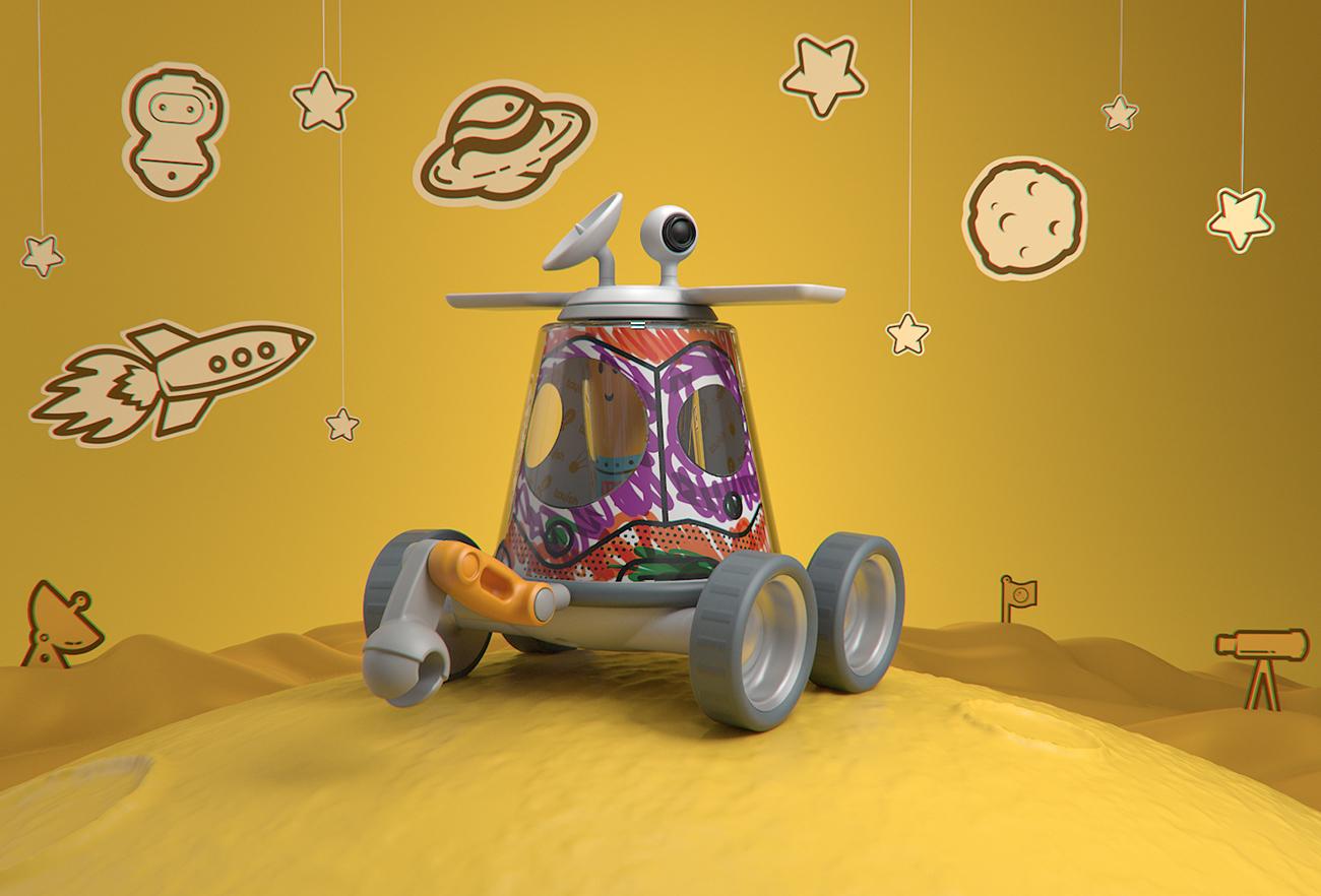 Toyish Toys - Nurture Creativity & Imagination 3 | Studio Dada - Innovative products design house in Tel Aviv