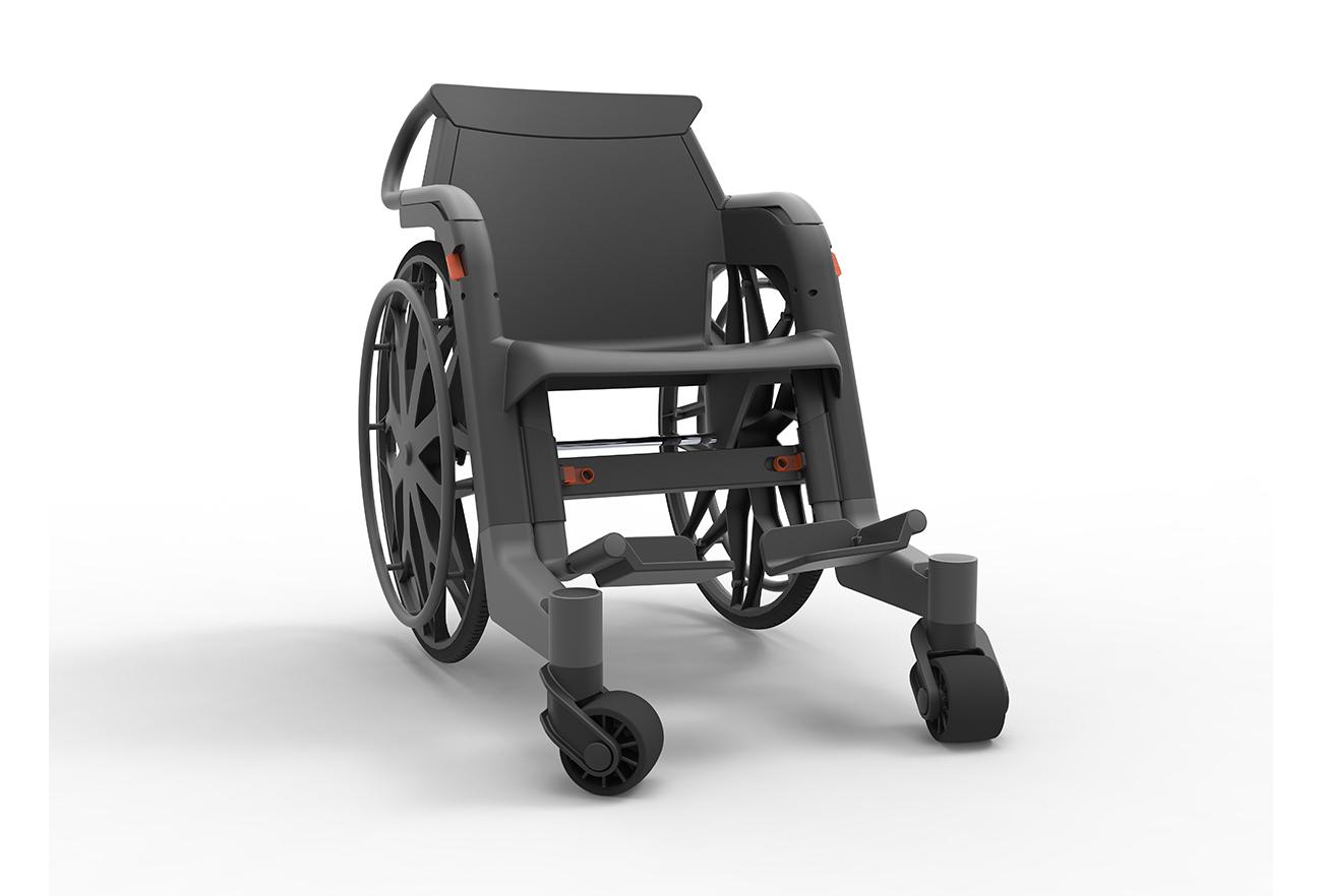 Affordable Wheelchair | Studio Dada, Tel Aviv
