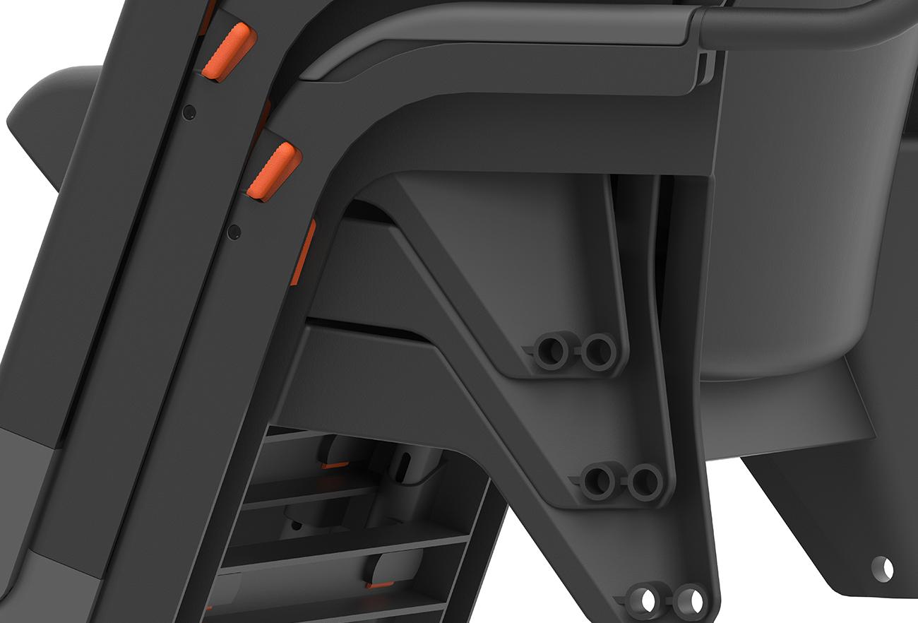 Affordable Wheelchair | David Altit & Daniel Leibovics, products designers