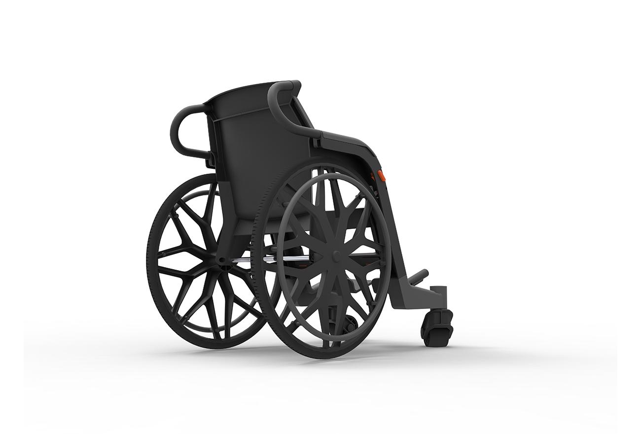 Affordable Wheelchair | Studio Dada