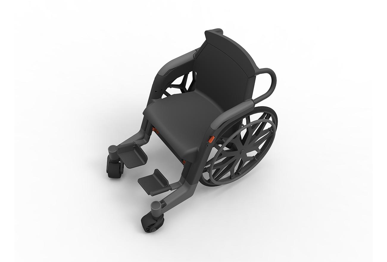 Affordable Wheelchair | Studio Dada - Innovative, Award winning products design house in Tel Aviv