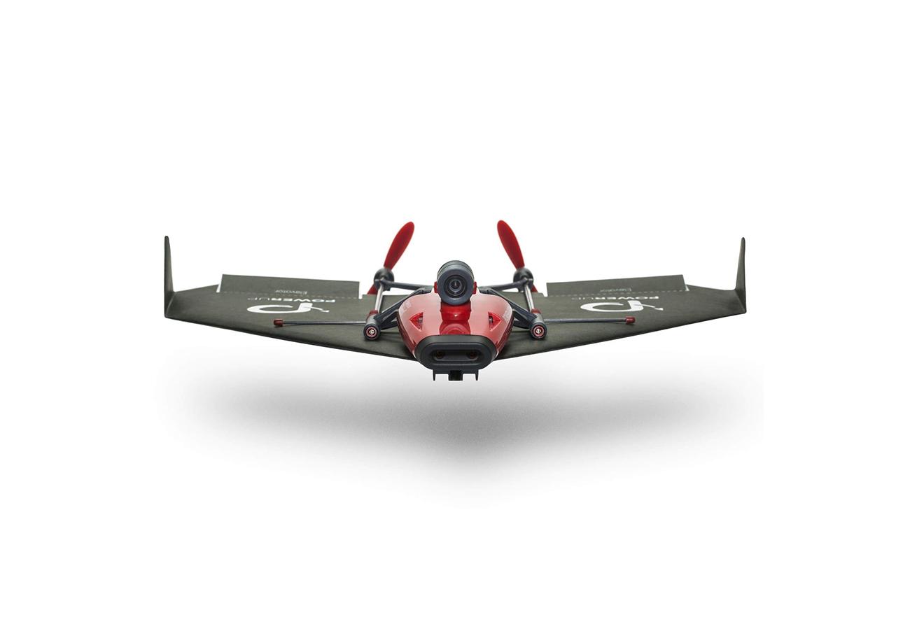 Powerup FPV - Paper Airplane POV | David Altit & Daniel Leibovics, products designers