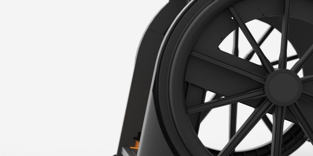 The Seatara Wheelable Wheelchair | Designed by Studio Dada