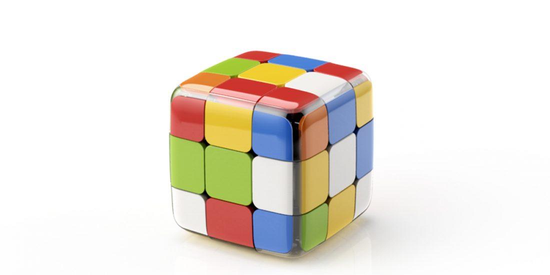 Gocube - The Smart Connected Cube | David Altit & Daniel Leibovics - Studio DADA, Tel Aviv